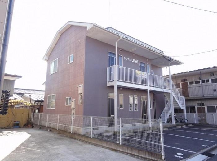 4戸の投資アパート