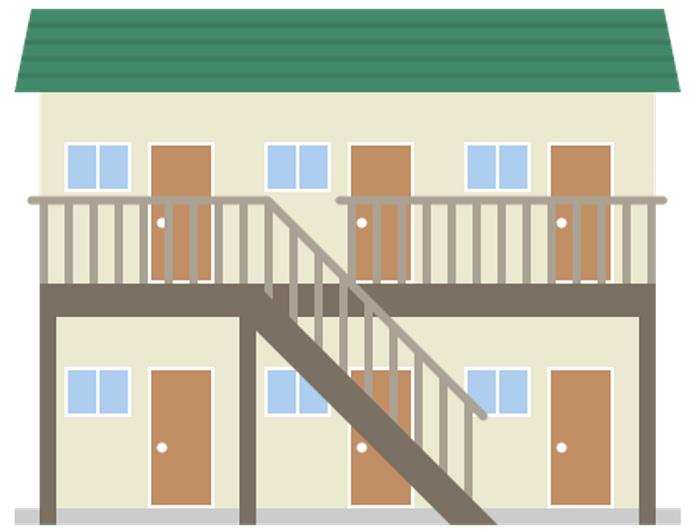 木造アパート